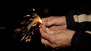 Toch vuurwerk afsteken? 'Boete van minimaal 100 euro en strafblad'