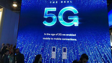 Wat is 5G en hoe gaat de ontwikkeling?}