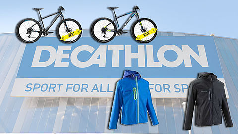 Decathlon roept mountainbike en kinderregenjas terug