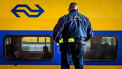 ProRail: 'Terugkeer spoorwegpolitie noodzakelijk' }