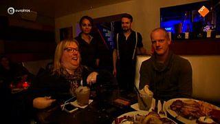 Douche: Restaurant Ilio's en Cocktailbar Mundial