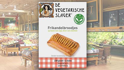 De Vegetarische Slager roept frikandelbroodjes terug}