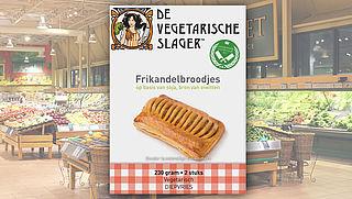 De Vegetarische Slager roept frikandelbroodjes terug