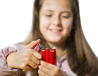 Ruim een vijfde getest vuurwerk onveilig