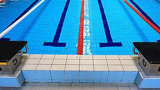 Zwembaden negeren risico rvs