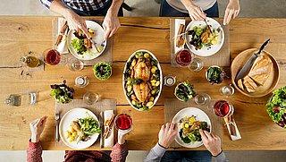Tien principes om gezond met voeding om te gaan