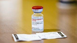 Ook Moderna levert beloofde aantal vaccins niet
