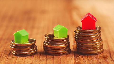 Lening hypotheek volgend jaar niet hoger dan waarde woning