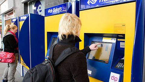 Prijs van treinkaartjes gaat met 1,2 procent omhoog}