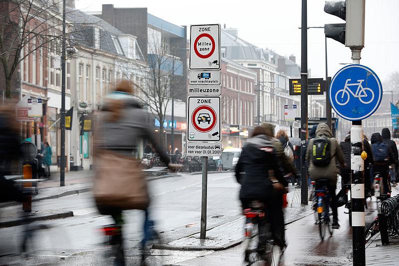 Steeds meer autovrije zones in Utrecht