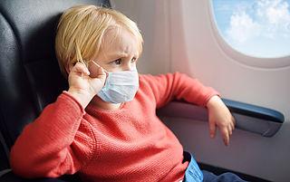 Niet altijd vergoeding bij vertraging vlucht door agressieve passagier