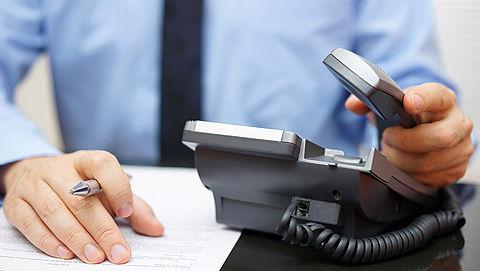 BelastingTelefoon afgelopen jaar slecht bereikbaar