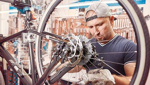 Wat kost een fietsenmaker normaal gesproken?