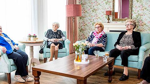 Seniorencomplexen onvoldoende beschermd tegen brandgevaar