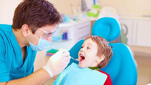 'Ruim 60 procent van de peuters gaat niet naar de tandarts'