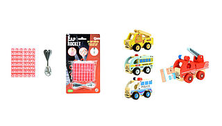 Toi-Toys-speelgoed teruggeroepen om verstikkingsgevaar