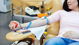 Geen bloedtekort ondanks griep