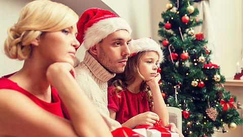 Een op de vier Nederlanders viert kerst zonder familie