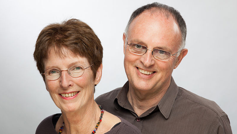 Hanneke van Veen & Rob van Eeden (oud-columnisten)