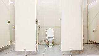 'Openbare toiletten moeilijk te vinden'