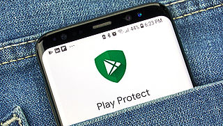 'Androidtelefoons slecht beschermd door standaardbeveiliging'
