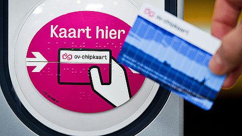 Bedrijf achter ov-chipkaart maakt 55 miljoen euro winst}