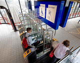 Proef achteraf betalen in openbaar vervoer