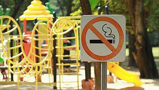 'Roken bij kind taboe en stoppen wordt vergoed'