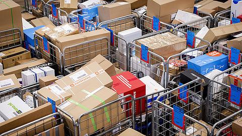 '90 procent onderaannemers pakketbezorgers heeft zaken niet op orde'