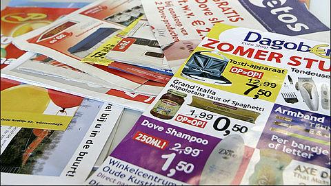 Aanbiedingen in folders beïnvloeden ons koopgedrag