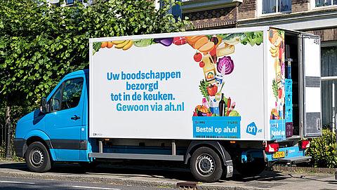 AH brengt vanwege corona in Brabant boodschappen niet meer binnen
