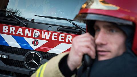 Brandweer komt vaak te laat door onderbezetting
