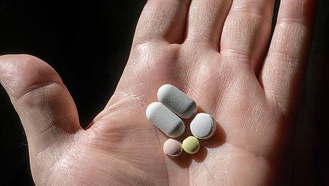 Morfine-achtige pijnstiller oxycodon vaker geslikt
