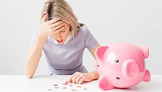 4 op de 10 Nederlanders sparen te weinig