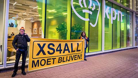 Actiecomité XS4ALL start mogelijk een nieuw bedrijf}