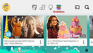 Wat is YouTube Kids en wat kan mijn kind er mee?