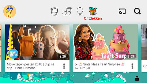 Wat is YouTube Kids en wat kan mijn kind er mee?}