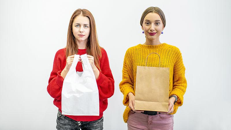 Verpakking van papier in plaats van plastic: dé oplossing voor verduurzaming?