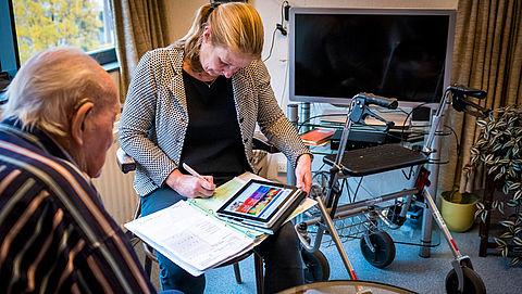 Verpleegkundigen in actie tegen administratieve rompslomp
