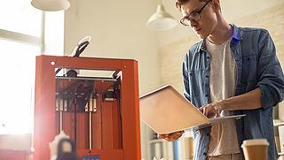 3D-printers: levensreddend in de coronacrisis?