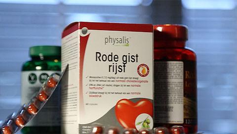 Rode gist rijst: geneesmiddel of voedingssupplement?}