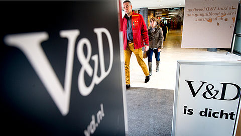V&D gaat verder als sociale mode-app Frendz