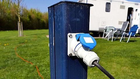 Radar checkt: Te hoge energierekening op de camping