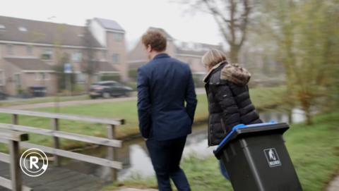 Gemeente Utrecht haalt 15 jaar lang oud papier niet op | Radar checkt
