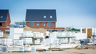 Nieuwbouwwoningen sinds 2015 groter en duurder