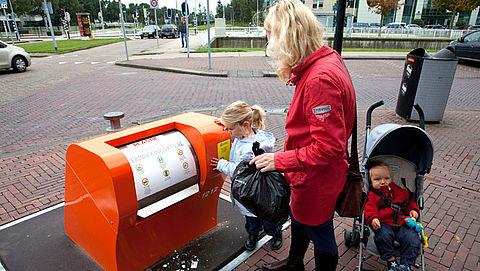 ABN AMRO: 'Prikkel consument om te blijven recyclen'