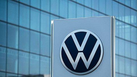 Elektrische Volkswagenauto's terug naar garage voor update