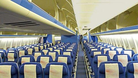 TUI stuurt lege vliegtuigen heen en weer tussen Eindhoven en Schiphol