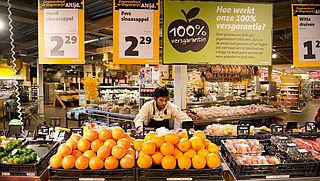 Jumbo dringt plastic verpakking voor groente terug