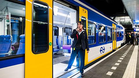 Treinen in Nederland vaker op tijd dan in andere Europese landen}
